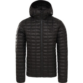 The North Face ThermoBall Eco Chaqueta con capucha Hombre, tnf black matte
